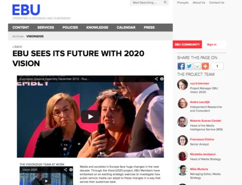 EBU Vision2020